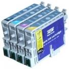 Epson T0712 - T07124010 autoresetabil cartus compatibil albastru