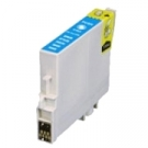 Cartus Epson T802 - T0802 compatibil cyan