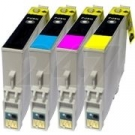 Cartus Epson TO554 - T0554 compatibil yellow