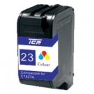 Cartus HP-23 compatibil color - C1823D