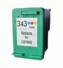 HP-343 cartus compatibil color - C8766EE