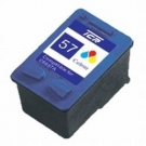 Cartus HP-57 compatibil color - C6657A