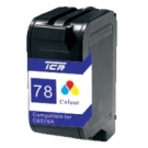 Cartus HP-78 compatibil color - C6578D