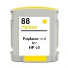 Cartus HP-88 compatibil yellow - c9393