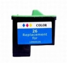 Cartus Lexmark 26 compatibil color - 10N0026
