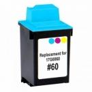 Cartus Lexmark 60 compatibil color - 17G0060