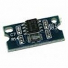 Chip Develop ineo +203, 253 black toner 24.5K - A0D71D2000