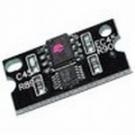 Chip Develop ineo +203, 253 cyan toner 19K - A0D74D2000