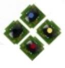 Chip Develop ineo +C220/280/360 cyan, magenta, yellow Imaging
