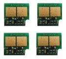 Chip HP 1600, HP 2600, HP 3000, HP 3800, HP 4700, HP 4730, HP mfp3505 cyan