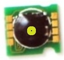 Chip HP 4600, HP 4650, HP 5500 yellow