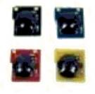 Chip HP CP6015, HP CM6030, HP CM6040MFP cyan toner 21K - CB381