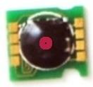 Chip HP Cp1210, HP Cp1215, HP 1510, HP 1515N, HP 1518NI, HP CM1312K magenta 1.4K CB543A
