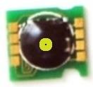 Chip HP Cp1210, HP Cp1215, HP 1510, HP 1515N, HP 1518NI, HP CM1312K yellow 1.4K CB542A