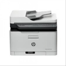 Multifunctional laser color HP LaserJet MFP 179fnw, Retea, Wireless, Duplex, ADF, A4