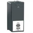Lexmark 100 XL cartus compatibil negru 14N0820E